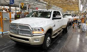 FCA Moves Ram From Mexico To U.S.