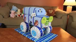 Diaper Utility Vehicle