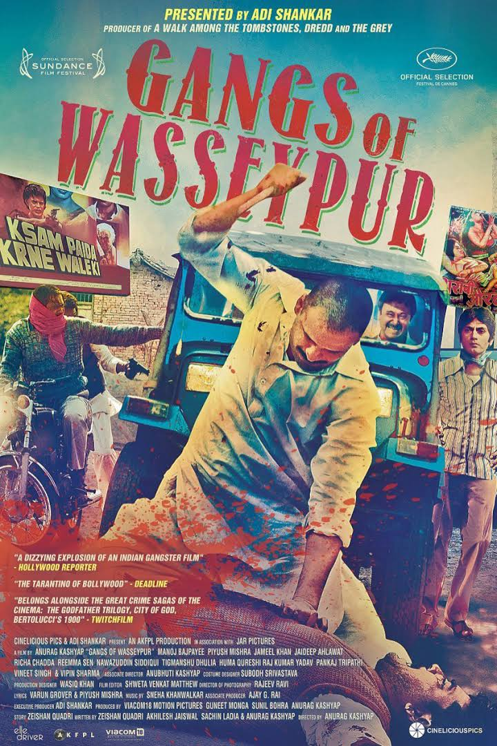 Gangs of Wasseypur 2012 Full Movie Download BluRay Watch Online