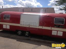 100 Classic Airstream Trailers For Sale Vintage Mobile Kitchen Food Concession Trailer For In