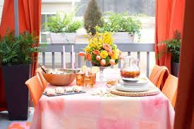 Decor Themed Interior Party Ating Ideas Design Easter Office Theme Dress Interiors Spring Home