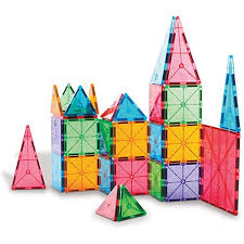 magna tiles clear 100 piece set the treehouse toy store buffalo ny