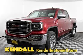 New 2018 GMC Sierra 1500 SLT 4WD In Nampa #D481536 | Kendall At The ...