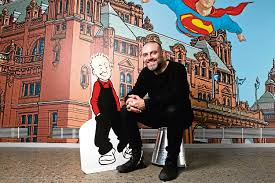 100 Andrew Morrison Artist Scots X Men And Superman Comic Book Artist Credits The Broons And
