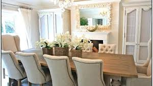 Tufted Dining Chairs With Nailheads Impressive Chair Contemporary Amazing Lovely Parsons Intended For