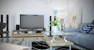 salon canapé gris design interieur deco salon canape grise tapis rectangulaire
