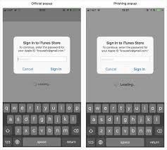 Developer Demonstrates iOS Phishing Attack That Uses Apple Style