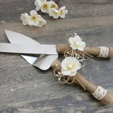 InesesWeddingGallery Rustic Wedding Cake Knife And Server Lofty Inspiration 2 Best Products On Wanelo