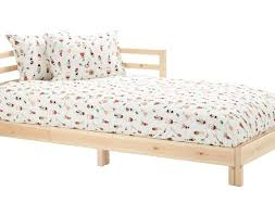 daybed Solid Heartbeech Twin Bed Platform Bedside Tables Daybed