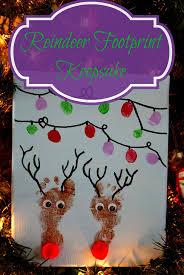 Whoville Christmas Tree Edmonton by Best 25 Reindeer Footprint Ideas On Pinterest Christmas Crafts
