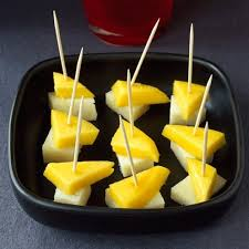 and easy canapes easy food ideas canapes housekeeping