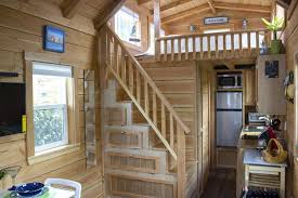 Image Of Tiny House Stair Ideas