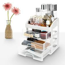 seelux make up organizer kosmetik aufbewahrung aus