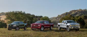 Chevy Silverado 1500 Vs. 2500 Vs. 3500 | Chevrolet Trucks Olathe KS