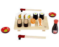Hape Kitchen Set Uk by Hape Lunch Box Kid U0027s Wooden Kitchen Play Food Sets And Accessories