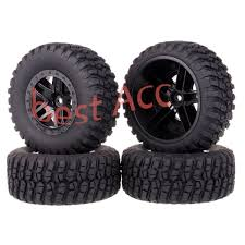 1182-12 SET RC 1:10 Wheel Rim & Tyre Tires For Traxxas Slash 4x4 ... 4x4 And Suv Tyres Tires Dunlop Used 17 Proline Black Silver Rims Wheels 4lug 4x45 Cheap Car Truck At Discount Prices Checkered Flag Tire Balance Beads Internal Balancing Bridgestone Blizzak Lm25 4x4 Moe Tirebuyer Coinental 4x4contact 21570r16 99h All Season Production Line Suv 32x105r15 Buy 13 Best Off Road Terrain For Your Or 2018 At405 Arctic Tyre 385x15 Sport Monster Truck Crushing Cars Bigfoot Suv Four By 4 Marvellous Inspiration And Packages