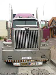 100 Star Trucking Western Truck Photos