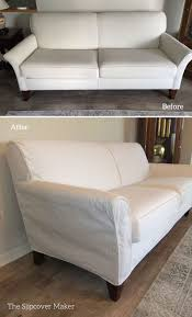 Sand Studio Day Sofa Slipcover by White Couch Covers Ashley Furniture White Slipcover Sectional