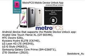 Image is loading Metro PCS Android App Device Unlock LG K7