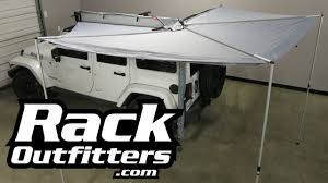 Jeep Wrangler 4 Door With Rhino Rack Foxwing Eco 2.1 Awning By ... Rhinorack 31117 Foxwing 21 Eco Car Awning Mounting Brackets Pioneer And Bracket Rhino Rack Awnings Extension Side Wall Roof Vehicle Adventure Ready Cascade Sunseeker 65 Foot Bend Base Tent 2500 32119 32125 Dome 1300 Autoaccsoriesgaragecom Amazoncom Sports Outdoors Fox 25m 32105 Canopies And Outdoor