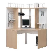 White Computer Desk With Hutch Ikea by Corner Desk With Hutch Ikea 9660 Throughout Corner Desk With Hutch