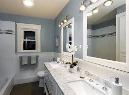 Astonishing Bathroom Cabinets White Carrera Marble Countertop In