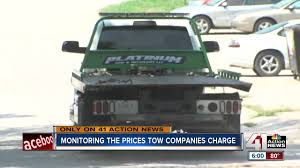 KCMO Seeks To Crack Down On Towing Price Gouging - KSHB.com 41 ... Roadside Assistance In Kansas City 247 The Closest Cheap Tow 1988 Ford F450 Super Duty Tow Truck Item Dc8428 Sold Ja Penske Truck Rental Pickup Solutions Learn About Towing Everything You Ever Wanted To Know After Stolen Cameras Broken At Towing Lot Company Thinks The Pin By Us Trailer On Repair Pinterest Rigs Larrys Recovery We Are Here For You 24 Hours A Day 7 Home Halls Service Assistance Superior Auto Works And St Joseph New 2018 Ram 2500 Sale Near Leavenworth Ks Lansing Lease