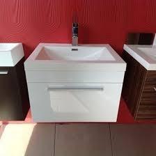 Lusso Stone Luxor Bathroom Vanity Basin Cabinet 1400 Vanity Units