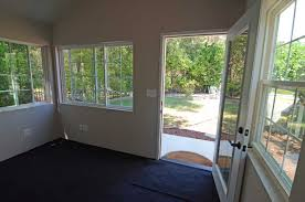 Tuff Shed Cabin Interior by Down To Business With This Backyard Office Tuff Shed