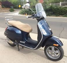 Vespa 250cc Scooter For Sale