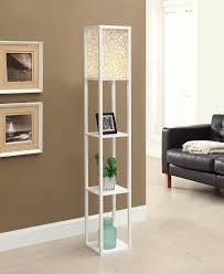 Target Floor Lamp With Shelves by Floor Lamp With Shelves Amazon Threshold Glass Lamps Magnus Lind Com