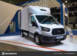 Ford Transit Truck At Auto Show – Stock Editorial Photo © Photopotam ... Ford Commercial Vehicles In Barrie Bayfield Tommie Vaughn Dealership Houston Tx Vehicle Solutions On Guam Triple J Ruxer Lincoln Incs Truck Inventory Jasper In Used Trucks Pickups Chassis And Medium New Find The Best Pickup Chassis Lawrenceville Dealership 2015 F750 Tonka News Information Nceptcarzcom Transit Accsories Shelving Racks Ranger Design Specials Fleet Medium Duty Quiet Cab Koons