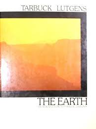 9780675200516 The Earth Introduction To Physical Geology