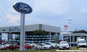 100 Ford Truck Dealers Georgia