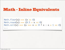 math ceil floor javascript hacking webkit its javascript engines