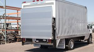 Tommy Gate - Liftgates For Flatbeds & Box Trucks: What To Know 2011 Hino 338 Thermoking Reefer Unit 24 Feet Box Liftgate New Used Veficles Chevrolet Box Van Truck For Sale 1226 2013 Hino 268 26ft With Liftgate Dade City Fl Vehicle Intertional 4300 24ft How To Operate Truck Lift Gate Youtube 2018 155 16ft With At Industrial Tommy Railgate Series Dockfriendly 2012 Ford E450 16 Foot Gate 2006 Isuzu Nprhd Van Body Ta Sales Freightliner M2106 Under Cdl Liftgate Valley