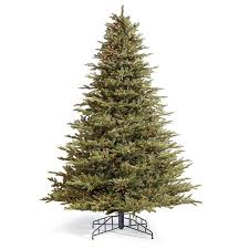 Fraser Artificial Pre Lit Christmas Tree