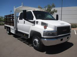100 Gmc C4500 Truck USED 2006 GMC TOPKICK STAKE BODY TRUCK FOR SALE IN AZ 2237