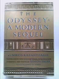 the odyssey in modern the odyssey a modern sequel nikos kazantzakis new and used