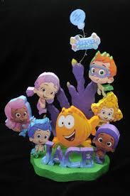 bubble guppies birthday cake topper bubble guppies birthday cake