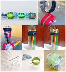 Plastic Bottle Zipper Container
