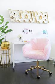 Acrylic Desk Chair Ikea by Furniture Best Way To Love Your Home With Cute Furry Desk Chair