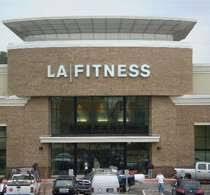 la fitness front desk receptionist salaries glassdoor