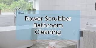 2018 best battery operated bathroom scrubbers power scrubbers