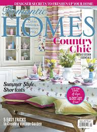 100 Home And House Magazine Romantic S Single Issue Back Issues And Combos
