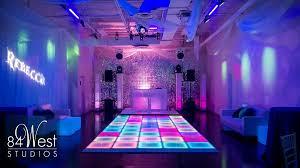 LED Dance Floor Rental Miami