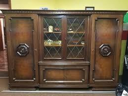 antiker schrank wohnzimmer wandschrank antik holz alt
