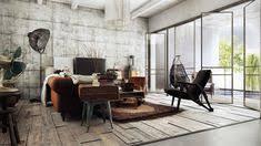 31 industriedesign ideen innenarchitektur design