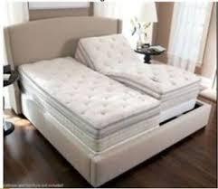 Sleep Number i8 Bed SPLIT KING Mattress BED & FlexFit 2 Adjustable