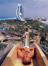 100 Water Hotel Dubai Enjoy These Unbelievably High Slides At The Wild Wadi